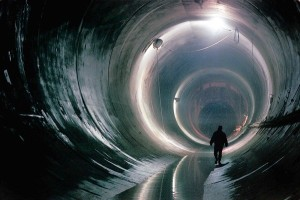 Deep Tunnel Project for the Metropolitan Water Reclamation District