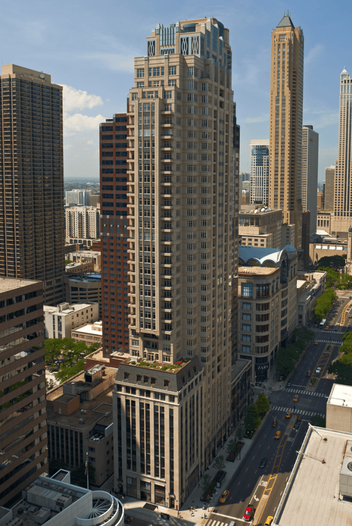 Ritz Carlton Residences Chicago