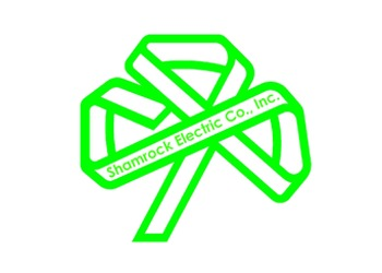 Shamrock Electric Co, Inc Logo, Chicago, IL